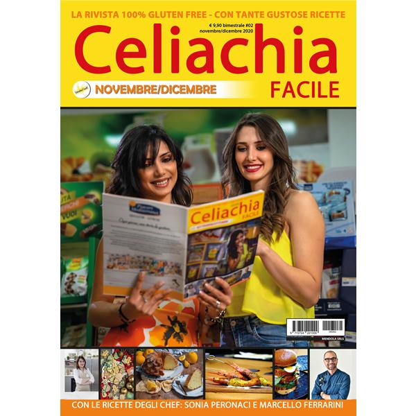 Celiachia Facile: novembre/dicembre 2020