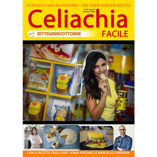 Celiachia Facile: settembre/ottobre 2020