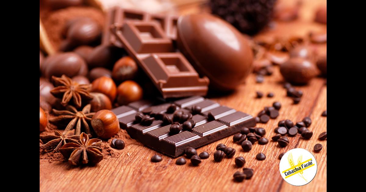 La cioccolata è sicura per il celiaco?